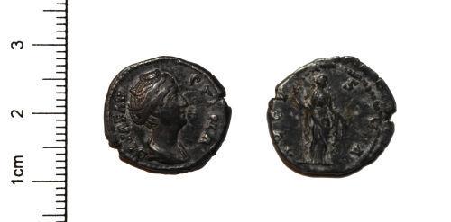 CAM-596CE3: Silver Roman Coin SM/PW to check