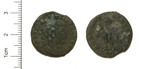 CAM-624973: Roman Coin: Nummus of Constantine I