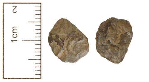 CAM-32CA46: Iron Age silver coin
