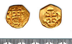 SF523: Medieval coin: unidentified