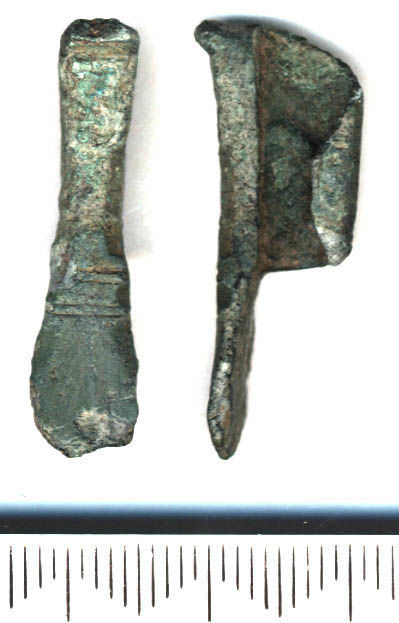 SF4859: Early-medieval small-long brooch