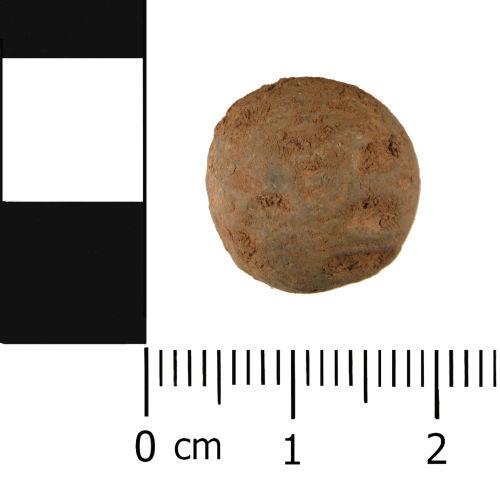 WMID-676E2E: Post Medieval: Musket Ball