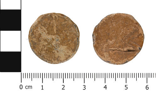 WMID-706031: Late Medieval to Post Medieval: Lead or Lead Alloy Token