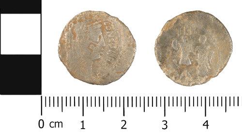 WMID-EB5301: Roman Coin: Denarius of L. Aemilius Lepidus Paullus