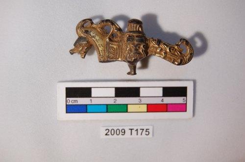 NLM-219C93: silver-gilt mount, 2009T175