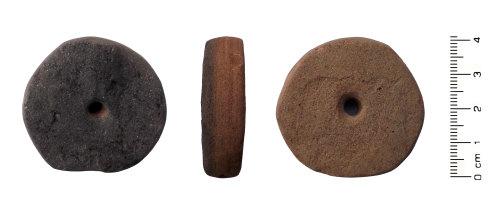 HESH-1B967F: Iron Age spindle whorl