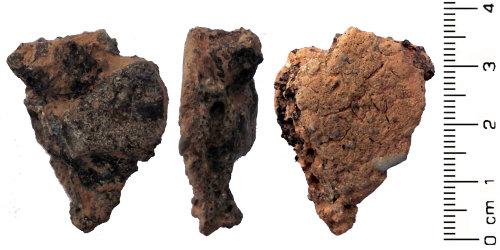 HESH-62BA91: Iron Age Unidentified Object