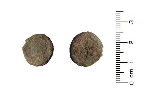 HESH-B73913: Roman Coin: Copper alloy nummus of House of Valentinian