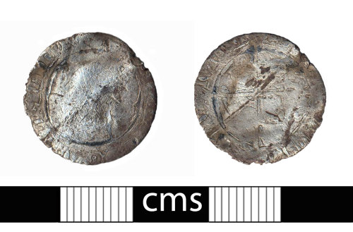 BERK-C4E192: Medieval coin