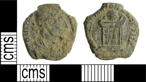 BUC-5C7B28: Roman Coin