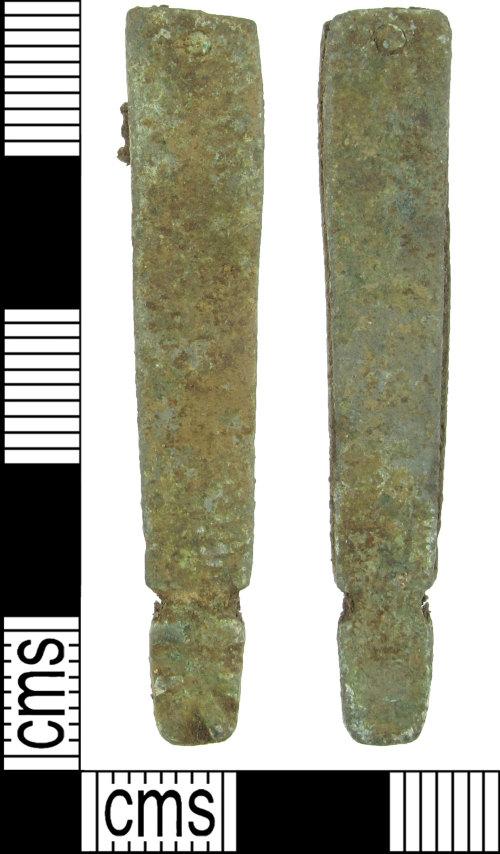 BUC-5E4BF8: Strap End