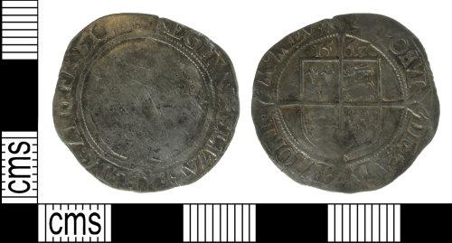 BUC-A7FEC9: Elizabeth I Sixpence