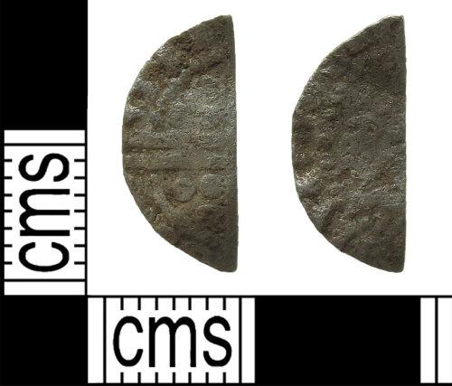 BUC-CDDF74: Medieval Cut Half