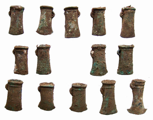 YORYM-D028FE: Bronze Age copper-alloy axes