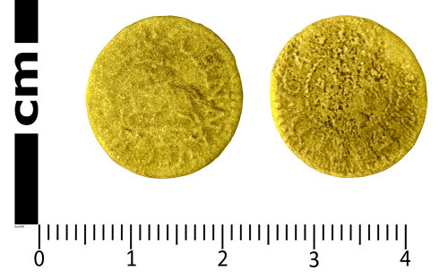SWYOR-30F958: Post Medieval Token