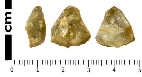 SWYOR-595992: Neolithic Scraper (tool)