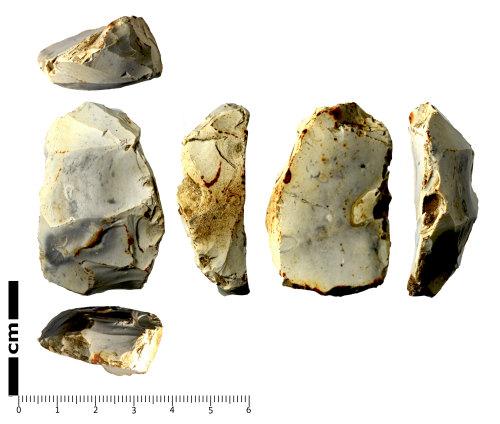 SWYOR-9BA63A: Neolithic Core