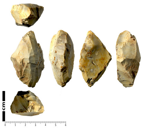 SWYOR-9BB7BB: Neolithic to Early Bronze Age core