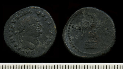 BM-942098: Denarius of Vespasian
