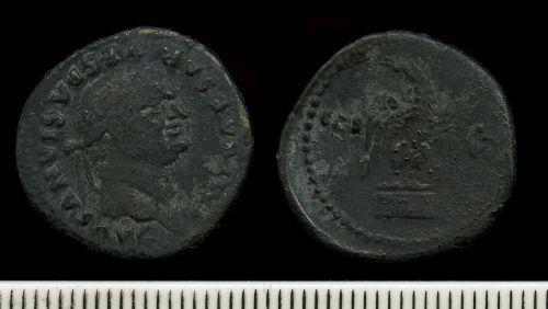 BM-942098: Denarius of Vespasian