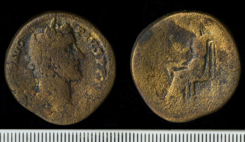 A resized image of Sestertius