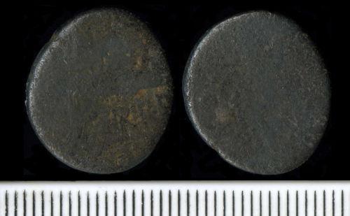 NCL-FCE444: Republican denarius struck under Marc Antony