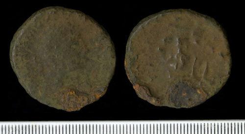 BM-615FC7: Roman coin