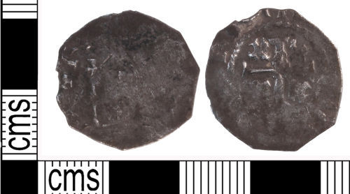 LON-9BFF56: Tealby penny of Henry II