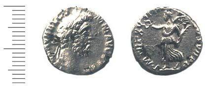 ESS-47B0D2: Denarius of Commodus