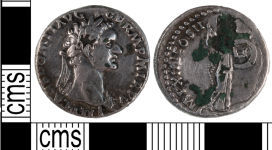 A resized image of KENT-BEEE38: Roman coin