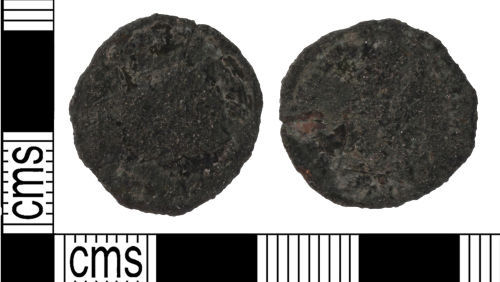 KENT-243281: KENT-243281, Roman Nummus