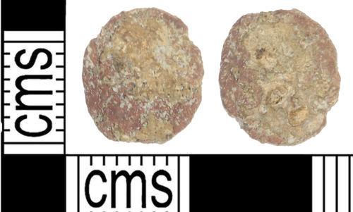 KENT-5C3146: KENT-5C3146: Roman copper alloy coin