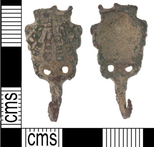 KENT-B702EA: KENT-B702EA: Post Medieval dress hook