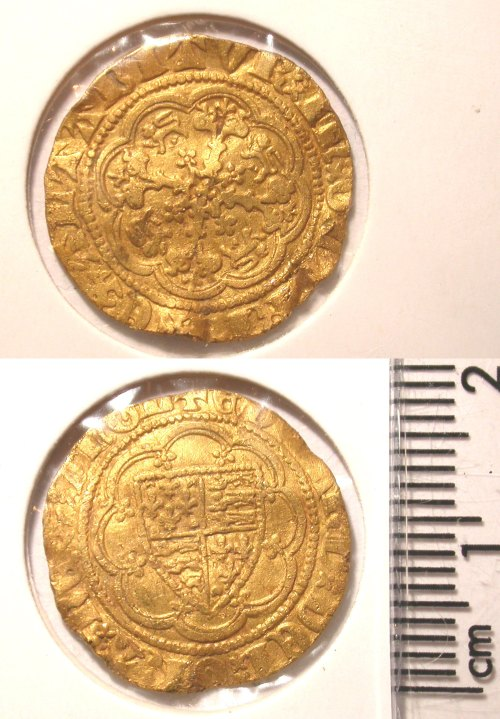 BUC-B225A4: Medieval coin