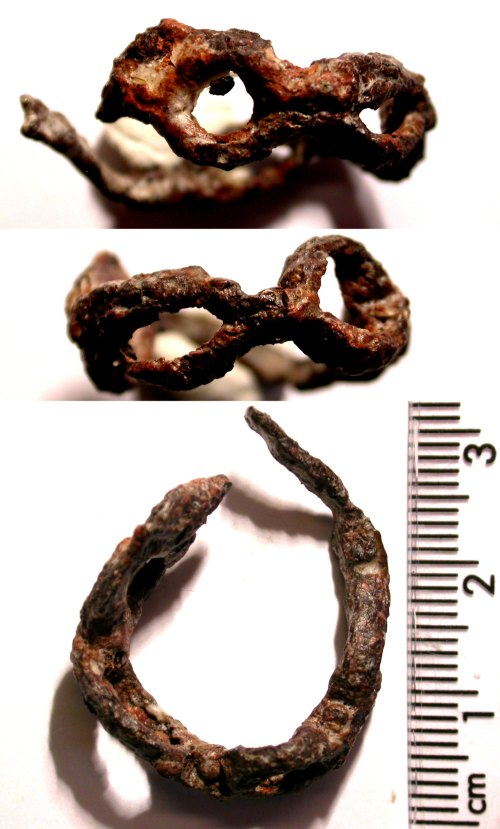 BUC-512D81: Iron unidentified object