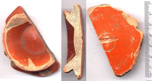 BUC-0F6B26: Roman pottery