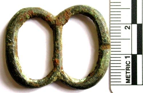 BUC-ABBDD1: Post-medieval buckle