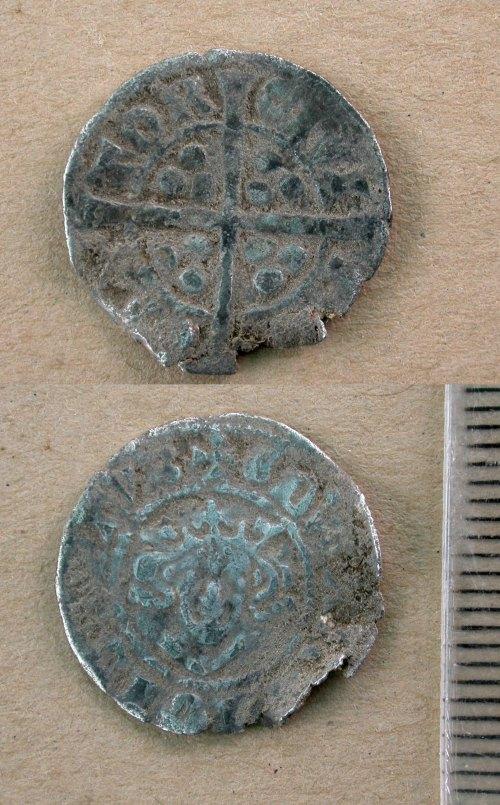 BUC-022F95: Silver penny of Edward I-IV ?