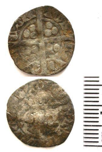BUC-E47E60: Medieval Coin : Penny of Edward I