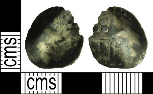 WILT-9D5565: Medieval coin: penny of Henry IV - Henry VI