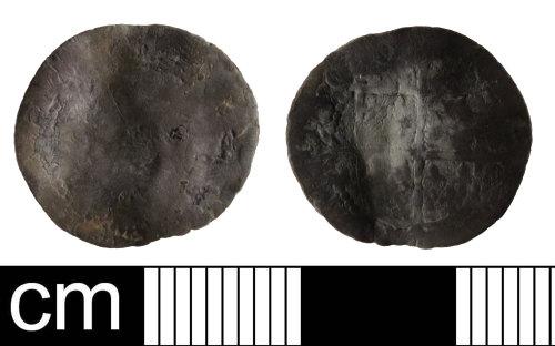 SOM-4765C7: Post medieval coin: silver coing of Henry VIII - Elizabeth I