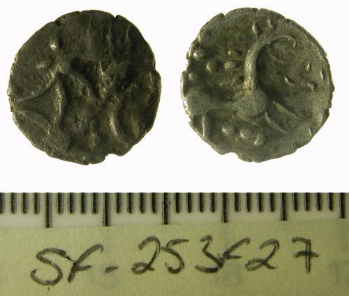 SF-253F27: Iron Age coin