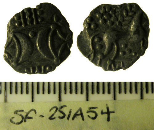 SF-251A54: Iron Age coin