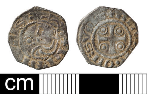 BH-391862: Medieval coin: penny of Henry I