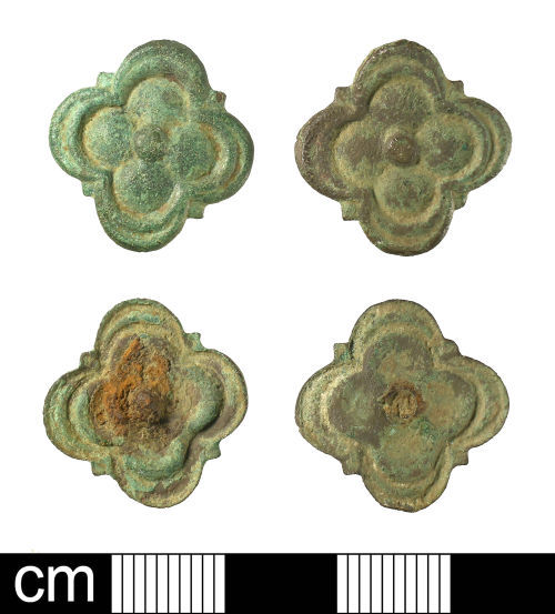 BH-DF1427: Medieval to post-Medieval mounts