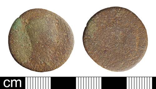 BH-465463: Roman coin: As of Hadrian