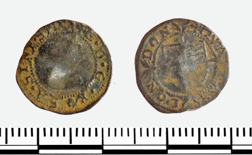 GLO-470D31: GLO-470D31 Penny of Elizabeth I