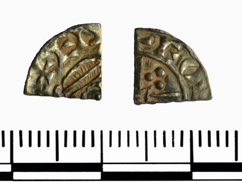 GLO-8B87B8: GLO-8B87B8 Coin of Edward the Confessor