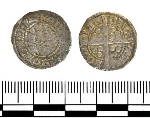 GLO-BB323F: GLO-BB323F Penny of Edward II