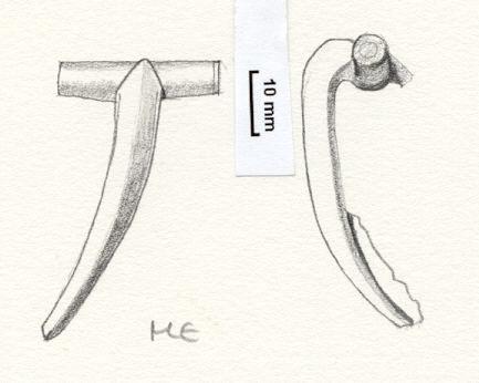 NLM760: Bow Brooch